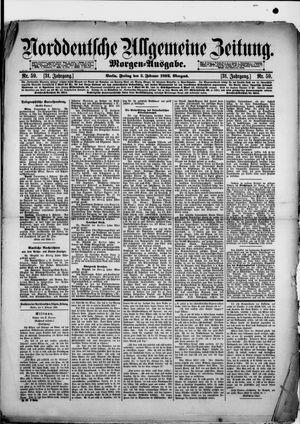 Norddeutsche allgemeine Zeitung on Feb 5, 1892