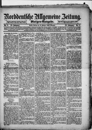 Norddeutsche allgemeine Zeitung vom 12.02.1892