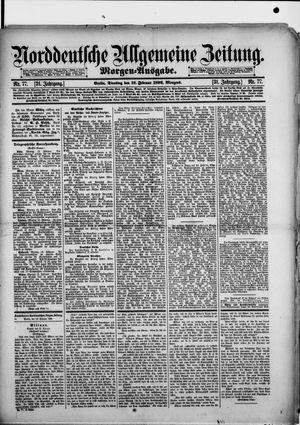 Norddeutsche allgemeine Zeitung vom 16.02.1892