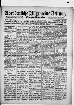 Norddeutsche allgemeine Zeitung vom 03.03.1892