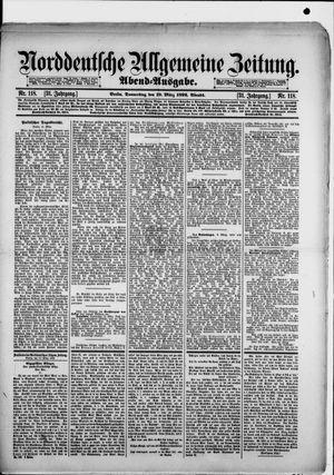 Norddeutsche allgemeine Zeitung vom 10.03.1892
