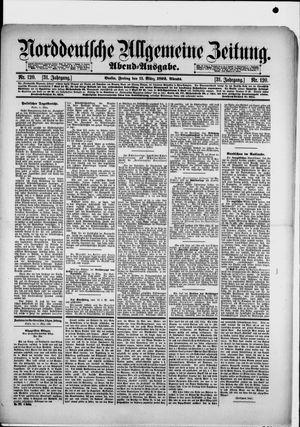 Norddeutsche allgemeine Zeitung vom 11.03.1892