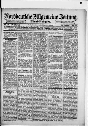 Norddeutsche allgemeine Zeitung vom 12.03.1892