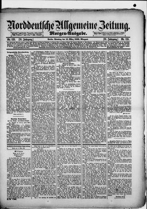 Norddeutsche allgemeine Zeitung vom 15.03.1892