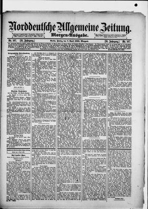 Norddeutsche allgemeine Zeitung vom 08.04.1892