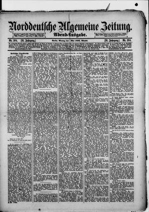 Norddeutsche allgemeine Zeitung vom 02.05.1892