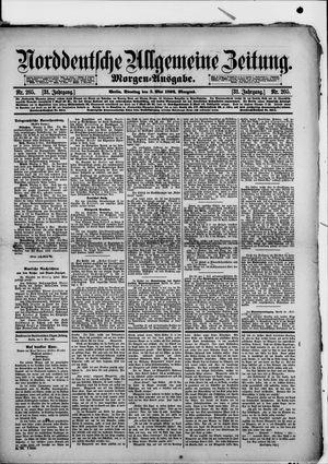 Norddeutsche allgemeine Zeitung vom 03.05.1892