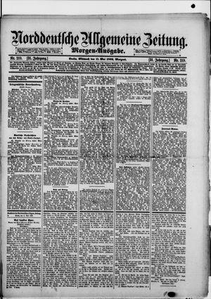 Norddeutsche allgemeine Zeitung vom 11.05.1892