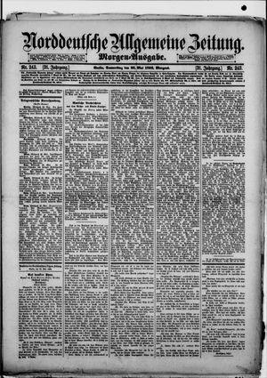 Norddeutsche allgemeine Zeitung vom 26.05.1892