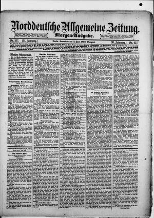 Norddeutsche allgemeine Zeitung vom 04.06.1892