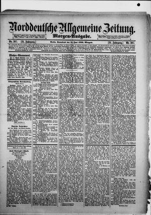 Norddeutsche allgemeine Zeitung vom 11.06.1892