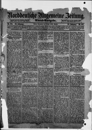 Norddeutsche allgemeine Zeitung vom 02.07.1892