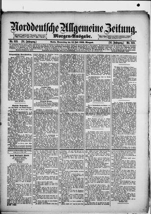 Norddeutsche allgemeine Zeitung vom 14.07.1892