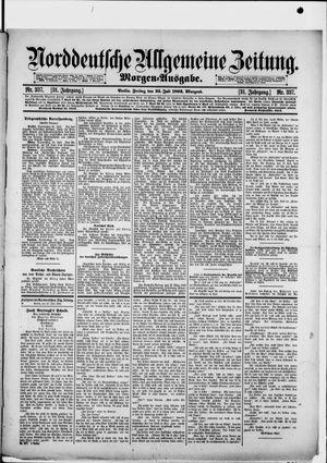Norddeutsche allgemeine Zeitung vom 22.07.1892