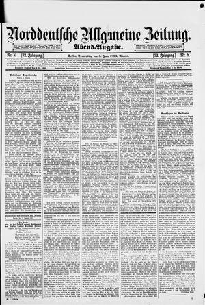Norddeutsche allgemeine Zeitung vom 05.01.1893