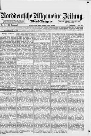 Norddeutsche allgemeine Zeitung vom 06.01.1893