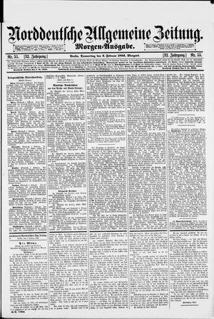 Norddeutsche allgemeine Zeitung vom 02.02.1893
