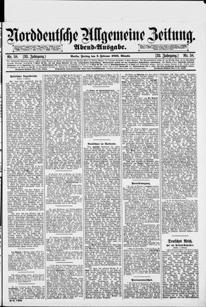 Norddeutsche allgemeine Zeitung vom 03.02.1893