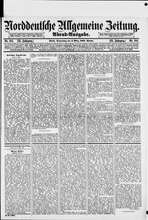 Norddeutsche allgemeine Zeitung vom 02.03.1893