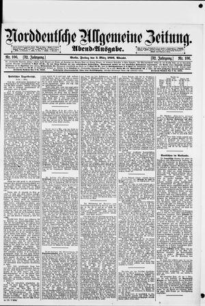 Norddeutsche allgemeine Zeitung vom 03.03.1893