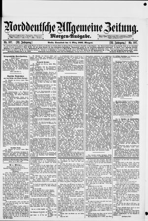 Norddeutsche allgemeine Zeitung vom 04.03.1893