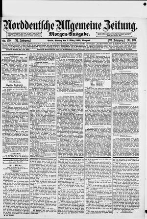 Norddeutsche allgemeine Zeitung vom 05.03.1893