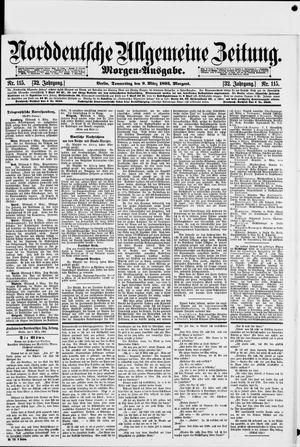 Norddeutsche allgemeine Zeitung vom 09.03.1893