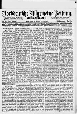 Norddeutsche allgemeine Zeitung on Mar 10, 1893