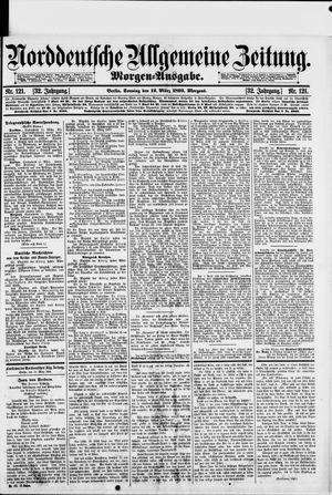 Norddeutsche allgemeine Zeitung vom 12.03.1893