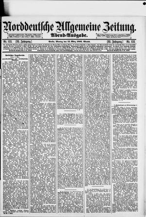 Norddeutsche allgemeine Zeitung vom 13.03.1893