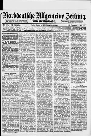 Norddeutsche allgemeine Zeitung on Mar 20, 1893