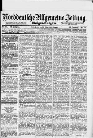 Norddeutsche allgemeine Zeitung vom 24.03.1893