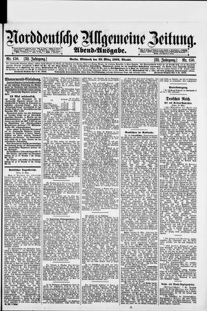 Norddeutsche allgemeine Zeitung vom 29.03.1893