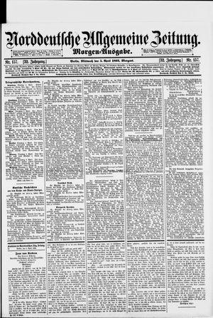 Norddeutsche allgemeine Zeitung vom 05.04.1893