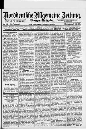 Norddeutsche allgemeine Zeitung vom 06.04.1893