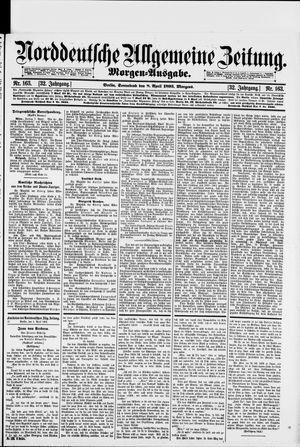 Norddeutsche allgemeine Zeitung vom 08.04.1893