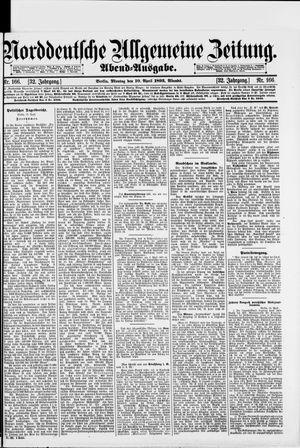 Norddeutsche allgemeine Zeitung vom 10.04.1893
