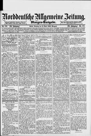 Norddeutsche allgemeine Zeitung vom 18.04.1893