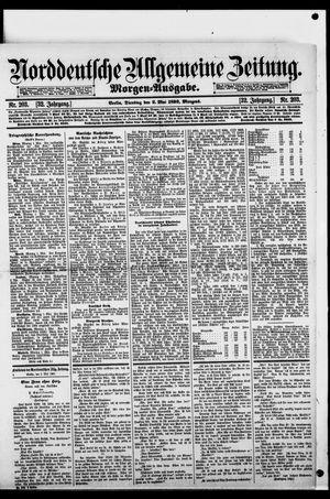 Norddeutsche allgemeine Zeitung vom 02.05.1893