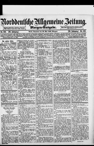 Norddeutsche allgemeine Zeitung vom 20.05.1893