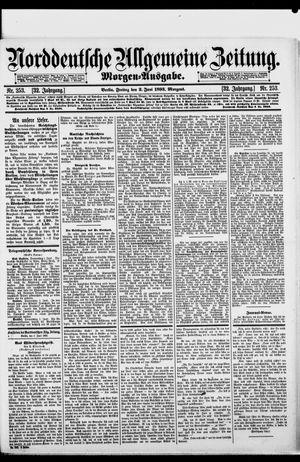 Norddeutsche allgemeine Zeitung vom 02.06.1893