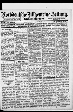 Norddeutsche allgemeine Zeitung vom 04.06.1893