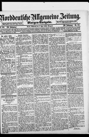 Norddeutsche allgemeine Zeitung vom 07.06.1893