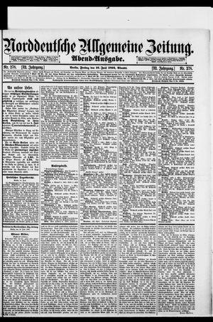 Norddeutsche allgemeine Zeitung vom 16.06.1893