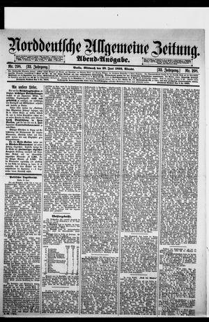 Norddeutsche allgemeine Zeitung vom 28.06.1893