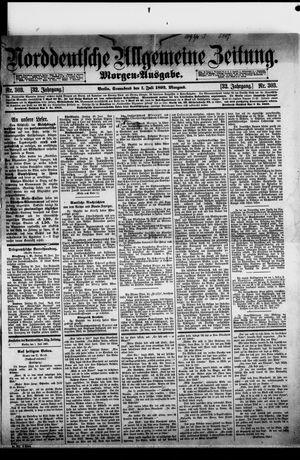 Norddeutsche allgemeine Zeitung vom 01.07.1893