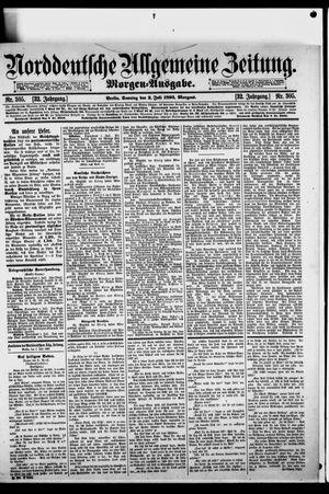 Norddeutsche allgemeine Zeitung vom 02.07.1893