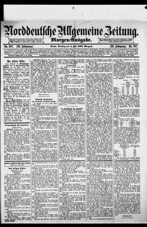 Norddeutsche allgemeine Zeitung vom 04.07.1893