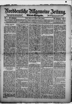 Norddeutsche allgemeine Zeitung vom 05.01.1894