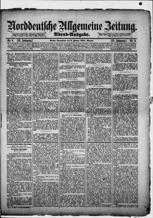 Norddeutsche allgemeine Zeitung vom 06.01.1894